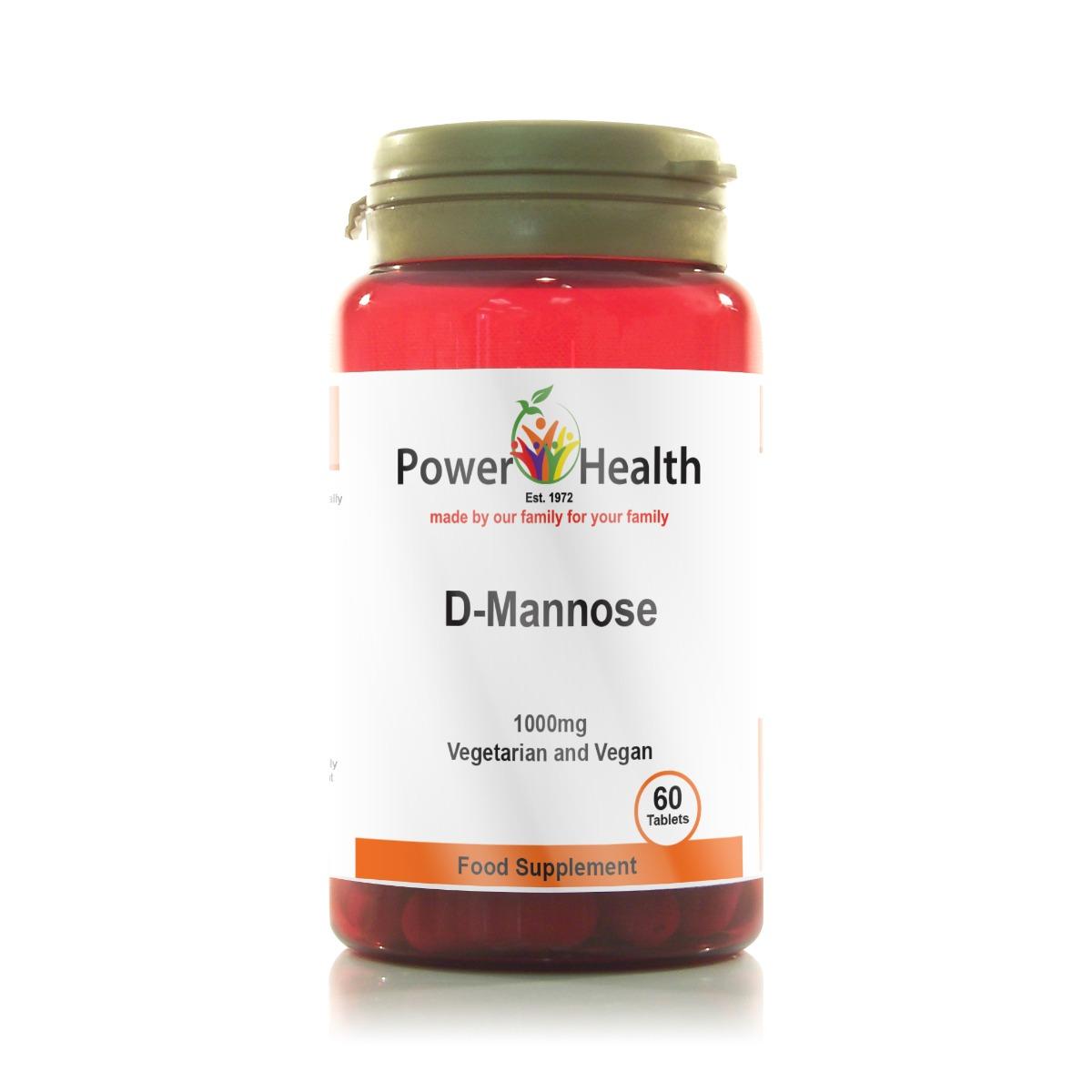 D-Mannose Tablets-60 Tablets